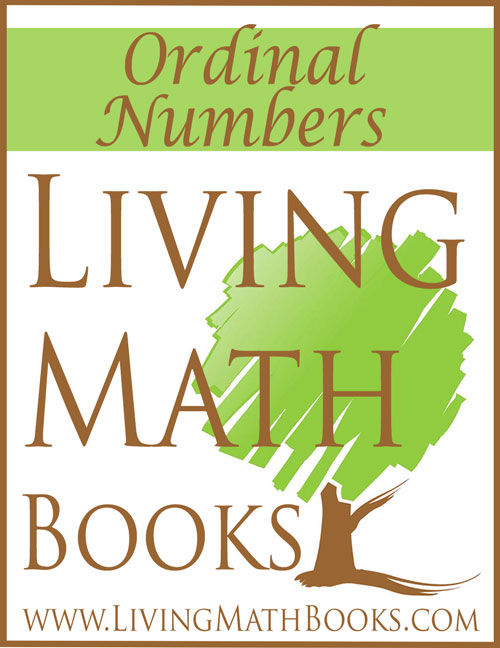 Ordinal Numbers Living Math Books