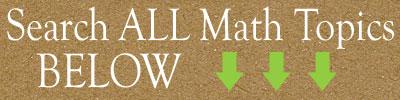 Search Living Math Book Topics