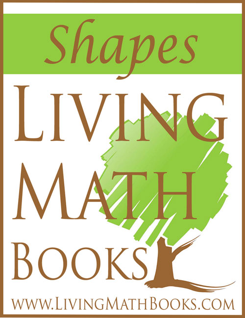 Shape Living Math Books