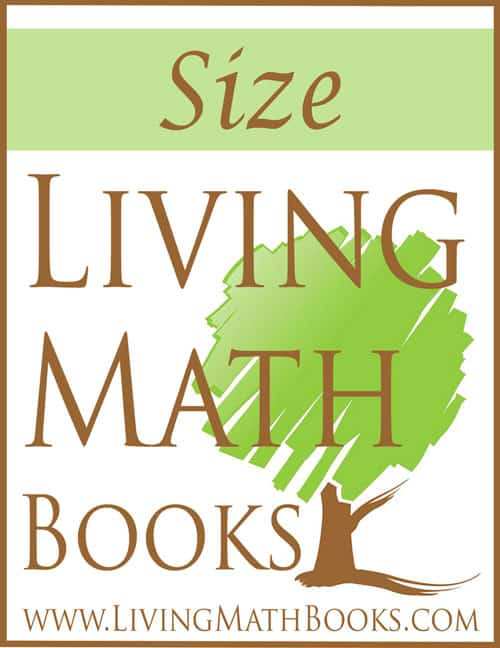 Size Living Math Books