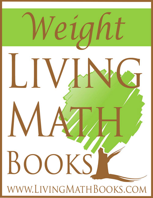 Weight Living Math Books